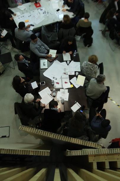 LA JOURNEE DU 14 JANVIER AU CAMPUS FONDERIE DE L'IMAGE A BAGNOLET