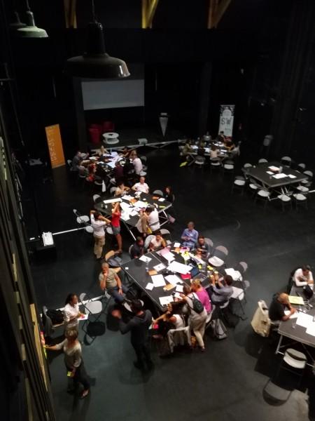 Territoires, Numérique Et Travail : événement Sharers & Workers à Marseille