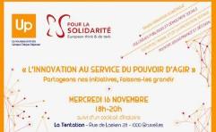 L'innovation Au Service Du Pouvoir D'agir – Vidéo De L'événement Du 26 Novembre 2016