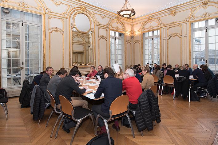 Réflexion Sur La Protection Sociale Et Les Plateformes Collaboratives