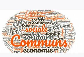 Plateformes Collaboratives Et ESS : Quels Nouveaux Modèles Par Les Communs ?, Mercredi 5 Décembre