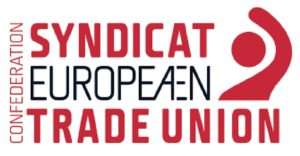 logo Syndicat european trade union