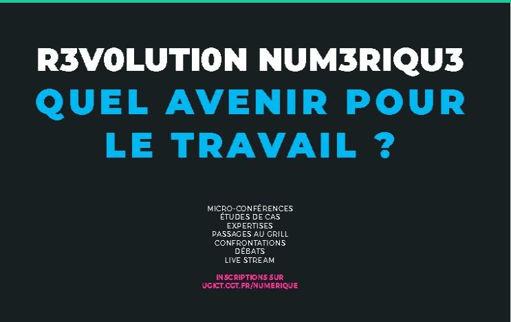 Rencontres D'Options – 22 Novembre Révolution Numérique : Quel Avenir Pour Le Travail ?